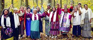 Foto: Las Trece Abuelas Indígenas
