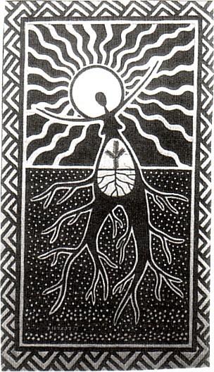 Imagen: Tree Mother, Margot Foxfire