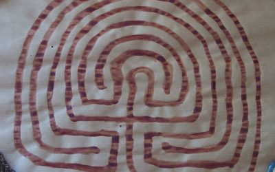 El Laberinto como símbolo del nacimiento