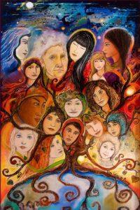 Mujeres ArbolArtista: desconocida