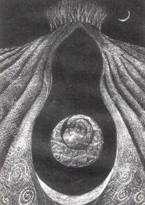 Imagen: Dark Goddess, Nutana Parr