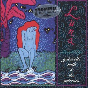 """CD """"Luna"""", de Gabrielle Roth"""