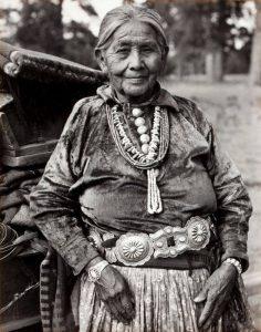 Navajo Matriarch, de Laura Gilpin