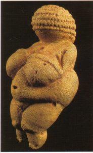 Venus de Willendorf, Museo de Historia Natural, Vienna