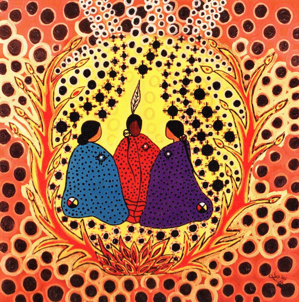 Imagen: Leah Marie Dorion www.leahdorion.ca/