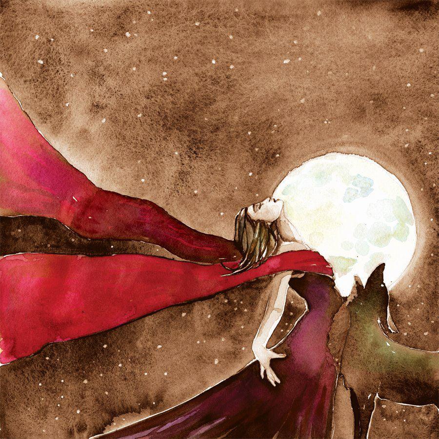 Wolf Moon de Eyan Myers