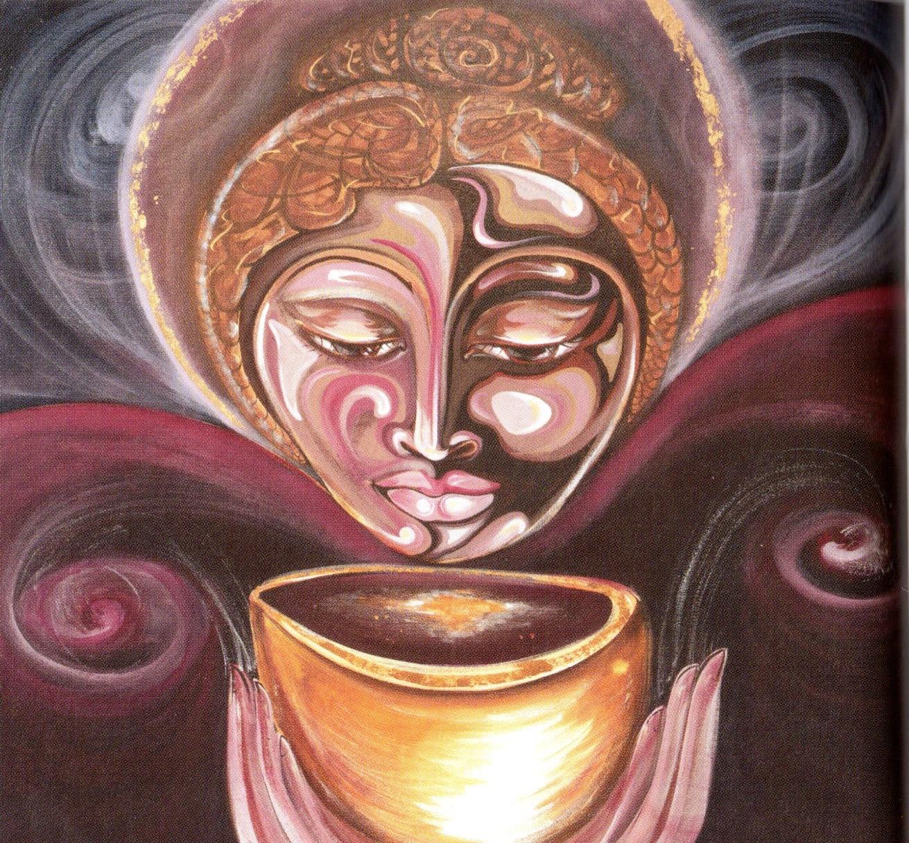 Cup of Sweetness, Shiloh Sophia McCloud