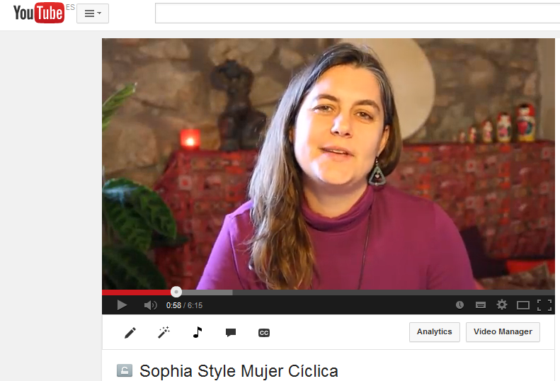 video Sophia Style