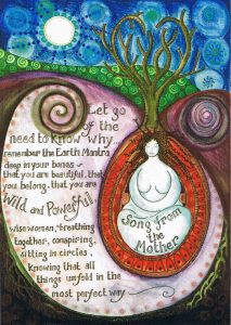 Song from the Mother by Jaine Rose
