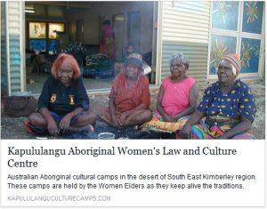 aborines women