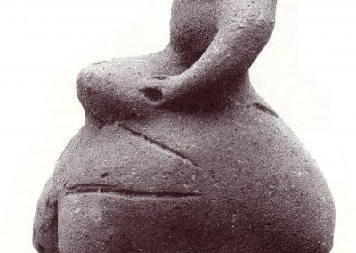 03 1.4 Pregnant Goddess 6000 BC Thessaly edit