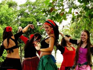 "Tribu-Yacumenza ""Co. Yacumenza Tribal"" )O("