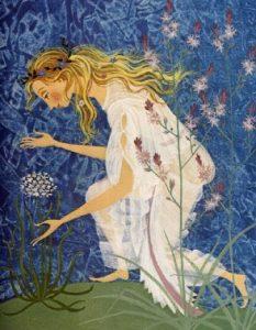 Imagen: Persephone, de Barbara Cooney