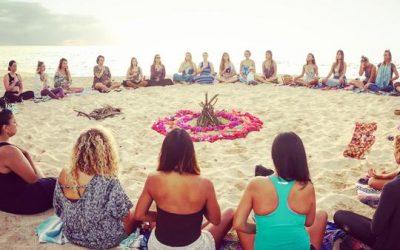 ¿Por qué nos sentamos en círculo?