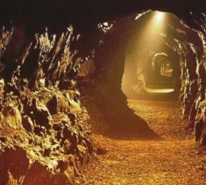 Tunel de piedra