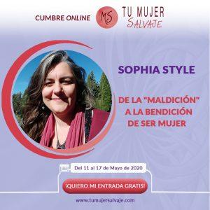 Entrevista a Sophia Style