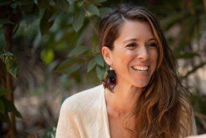 Retrato de Núria Peguera<br>Fotógrafa: Cory Goldberg