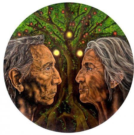 Imagen cedida por Lucy Filce para ilustrar el Encuentro de Escucha Profunda y Sanación entre Mujeres y Hombres