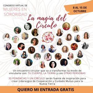 Congreso virtual Mujeres en sororidad