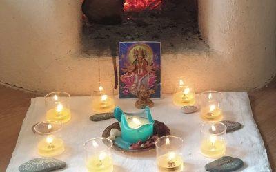 Un ritual para honrar a nuestros muertos