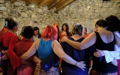 El sostén ancestral de la tribu en los círculos de mujeres