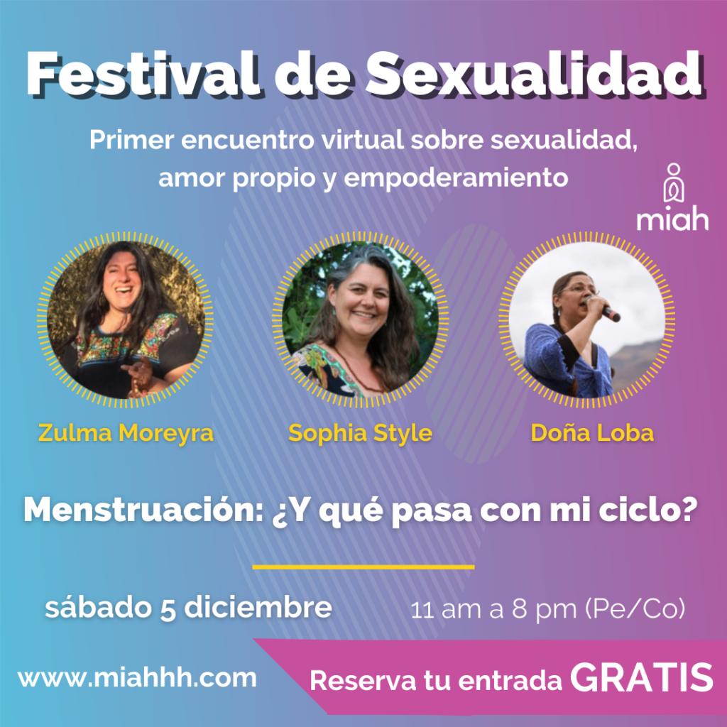 Festival de sexualidad miahh