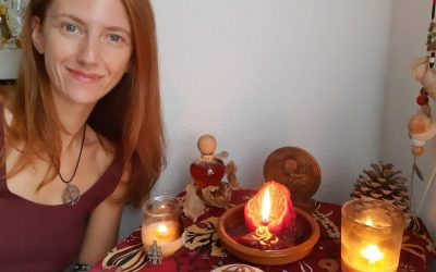 «El arquetipo de la Mujer Medicina nos ayuda a sanarnos y sanar nuestros linajes, para evolucionar como humanidad.» Entrevista a Yehudith Nebrasca