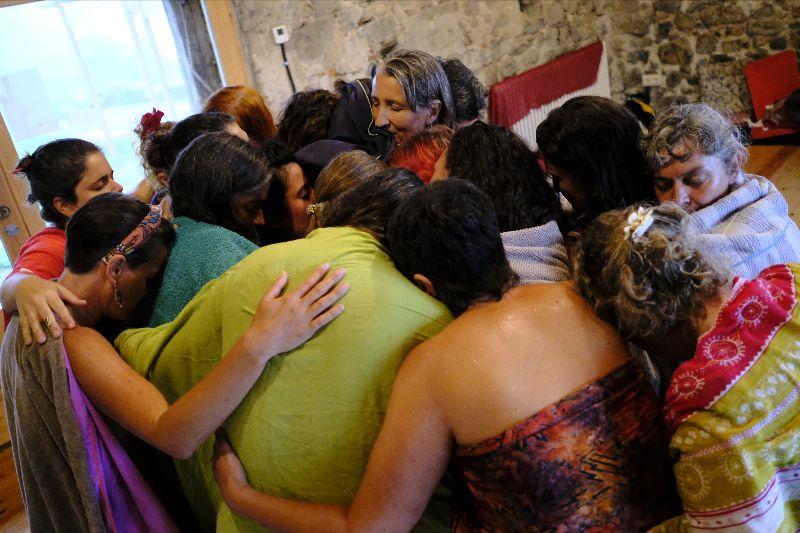 Propuestas para crear un clima de confianza en un círculo de mujeres