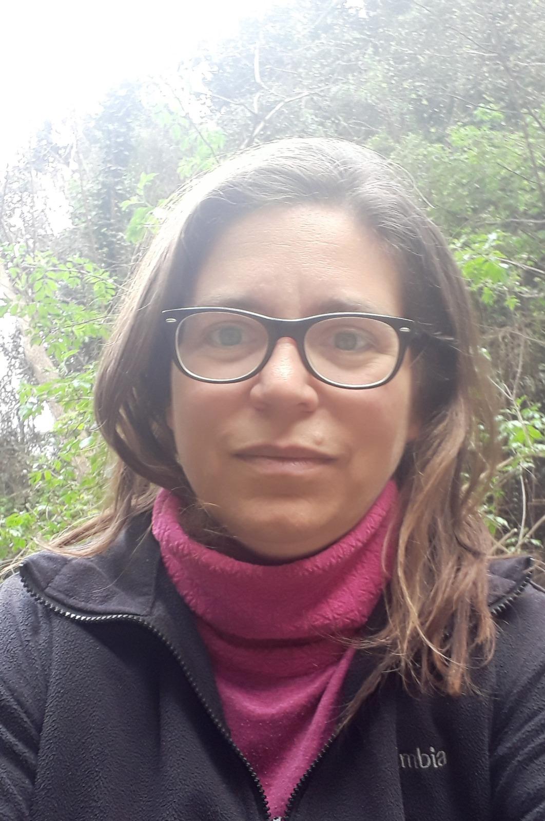 Marta Pocorull equipo Mujer ciclica