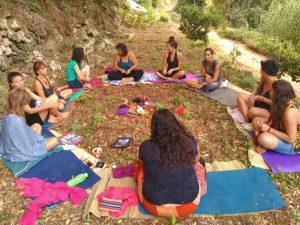 facilitar círculos de mujeres